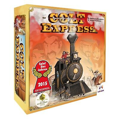 Colt Express Board Game - Brand New!