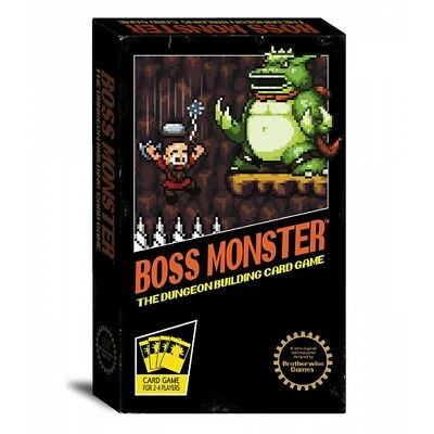 Boss Monster The Dungeon Building Card Game - Brand New!