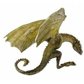 Rhaegal Baby Dragon (Game of Thrones) Noble Collection Figure - Brand New!