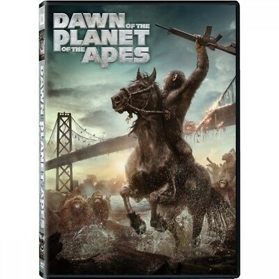 Dawn of the Planet of the Apes DVD - Brand New!