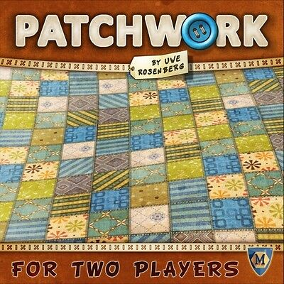 Patchwork Board Game - Brand New!