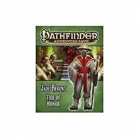 Tide of Honor 53 Pathfinder Adventure Path - Brand New!