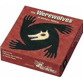 Werewolves of Millers Hollow - Brand New!