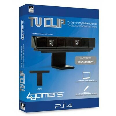 Clip for Playstation Camera PS4 (Playstation VR Compatible) - Brand New!