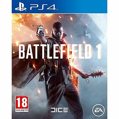 Battlefield 1 Game PS4 - Brand New!