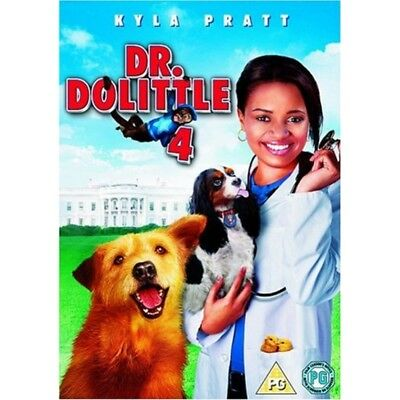 Dr Dolittle 4 - Tail To The Chief DVD - Brand New!