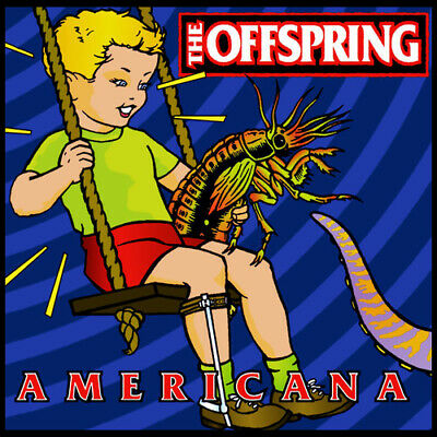 The Offspring : Americana CD (2001)