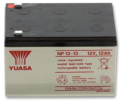 BATTERY LEAD-ACID 12V 12AH Batteries Rechargeable