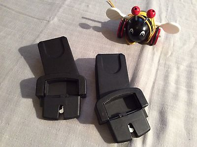 Oyster Maxi Cosi Car Seat Adapters