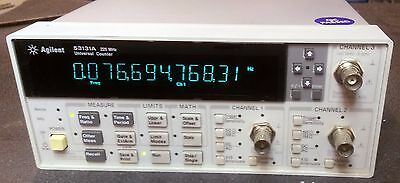 Keysight/Agilent 53131A Counter with 3 GHz Option