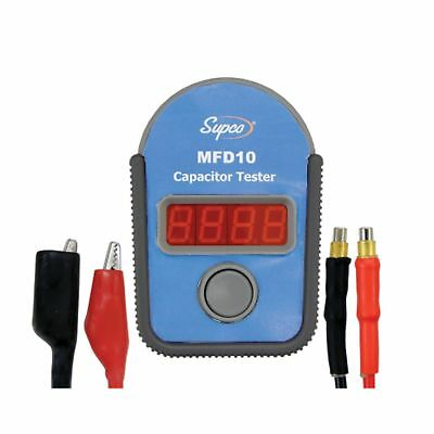 Supco MFD10 Digital Capacitor Tester with LED Display New OEM