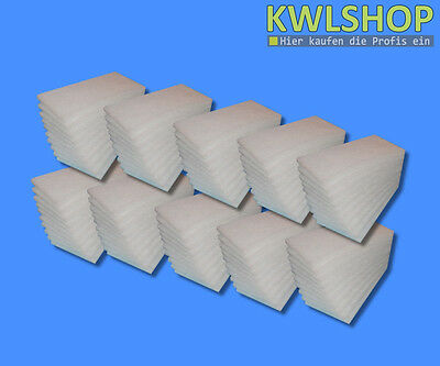 10 Filter Air Filter g4 for Wolf CWL 300 400 without bypass Ventilation KWL