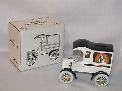 1905 Ford Delivery Van #1 ARMOR ALL Made in 1991 1/24th Numbered on Axle