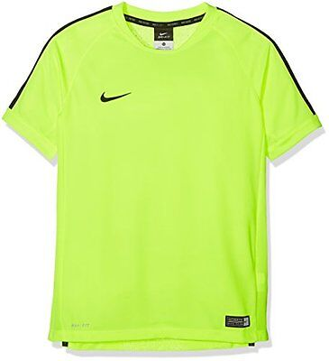 Nike Yth Squad15 Flash Ss Trng Top Maillot pour enfant S Verde [0885178800450]
