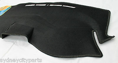 Toyota C-Hr Dash Mat Black Pass Airbag Compatible All Versions