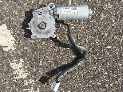 Mercedes CL203 coupe 2002 - 2008 Panoramic sunroof motor A2038203242