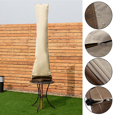 80 Off 6ft 9ft Outdoor Patio Market Umbrella Cover Weather