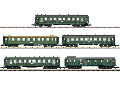 Märklin 87321 Passenger cars-Set of K.Bay.Sts.B. 5 pieces # in #