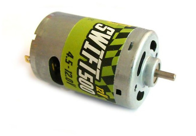 Motore Brushed a Spazzole Swift 500 4.5 - 12V Gpx Extreme