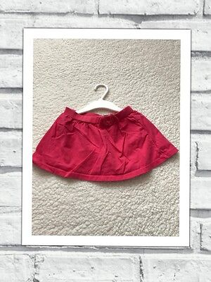 Baby Girls Clothes 12-18 Months - Cute Pink Skirt