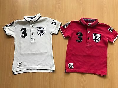 2 X Baby boys Next rugby tops age 12-18 months