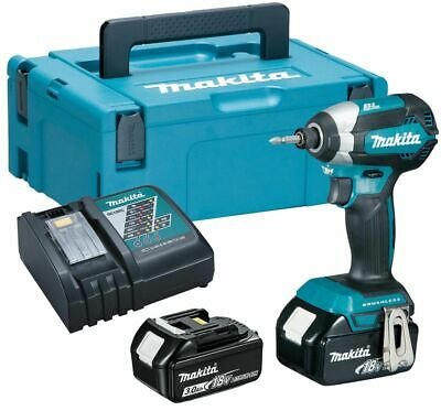 Makita DTD129RFE 18V Li-on Cordless Brushless Impact Driver