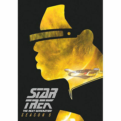 Star Trek: The Next Generation - Season 5 New DVD! Ships Fast!