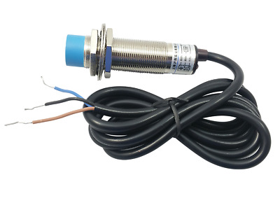 LJ18A3-8-Z/BX NPN Inductive Probe Proximity Sensor Auto Bed Level 3D Printer USA