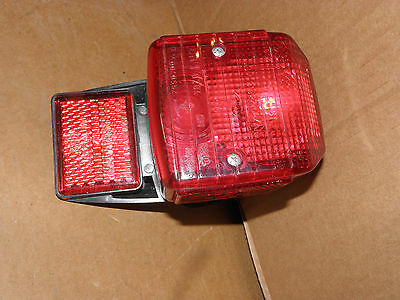 TAIL LIGHT ASSEMBLY - BENELLI MOPED puch garelli moto guzzi vintage 1979