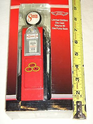 State Farm Insurance Wayne 60 Gas Pump Bank Die Cast Replica 1:12