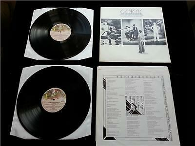 GENESIS - The Lamb Lies Down On Broadway LP UK 1st Press B.V.Zaandam B&C Hatter