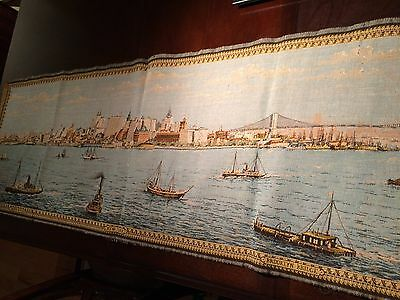 antique Tapestry - New York City*REDUCED*