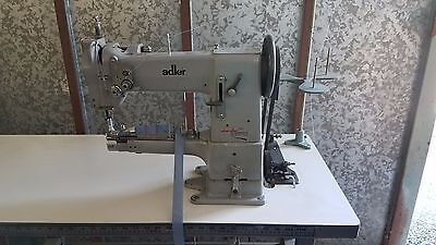 Adler 069-373 Cylinder Arm Walking Foot Industrial Sewing Machine