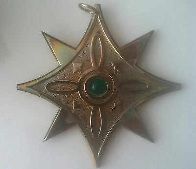 Niederkorn Star First Edition Sterling Christmas Ornament Signed and Numbered