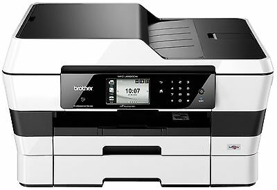 Brother MFC-J6920DW Wireless All-In-One Printer-WiFi-ePrinting-Large Format
