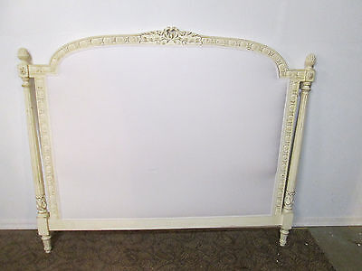58073 French Louis XV Averyboardman Queen headboard bed SAMPLE SALE
