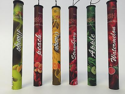 5 HOOKAH PEN DISPOSABLE E-SHISHA Various Flavors USA SELLER!! FAST SHIPPING!!