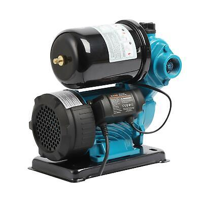 KATSU 151433 Automatic Self Priming 130W Shower Water Booster Pump