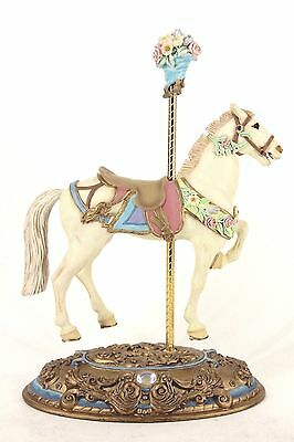 1998 Willitts Designs Carousel Classics Stander With Roached Maine Ann Dezendorf
