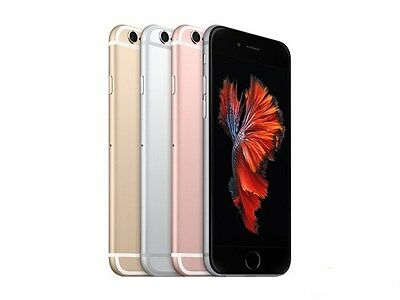 Apple iPhone 6S Plus 16GB Factory Unlocked Space Gray Silver Gold  Rose Gold