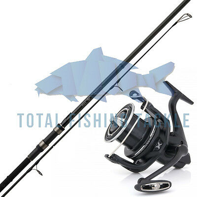 Shimano NEW Tribal Velocity 12ft 3lb Fishing Rod + Ultegra 14000 XTD Reel