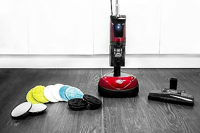 Ewbank 4-in-1 Floor Cleaner, Scrubber, Polisher & Vacuum EPV1100 (Includes All P