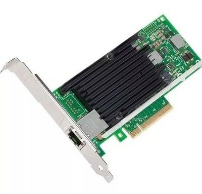 NEW INTEL X540-T1 Server Converged Network adapter 10G 10000 Mbit/s PCIe x8