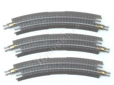 T Gauge Curved Track 30 Degrees 120mm