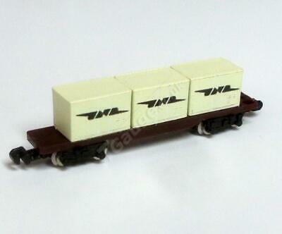 T Gauge JNR Container Wagon