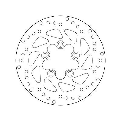 68B40731 Disc Front Brembo Serie Oro Kymco Dink 50 2003/2010
