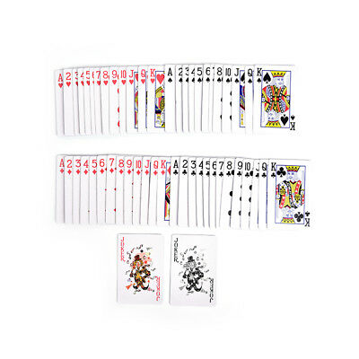 1 Deck Magic Trick Playing Cards - Svengali Stripper Marked Taper Poker GK
