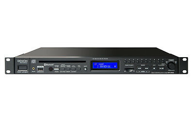 Denon DN-300ZB - 1u Multi-Format Media Player with Balanced Outputs - New