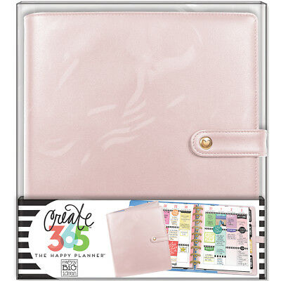 Create 365 Classic Deluxe Cover Planner-Rose Gold