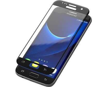 Full Coverage Tempered Glass Screen Protector For Samsung Galaxy S7